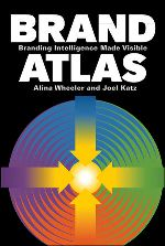 「Brand Atlas : Branding intelligence made visible」表紙画像